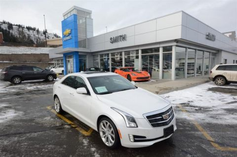 Cadillac ATS Sedan AWD 3.6L Performance All Wheel Drive 4-Door Sedan