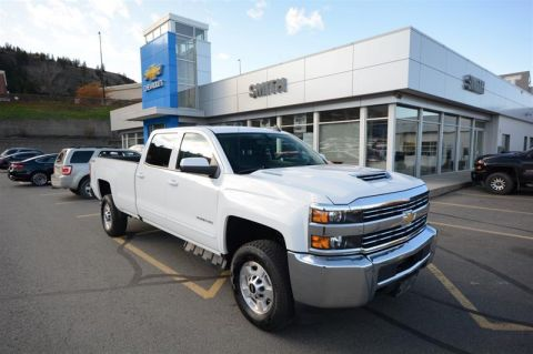 2018 Chevrolet Silverado 2500 Crew 4x4 LT Long Box