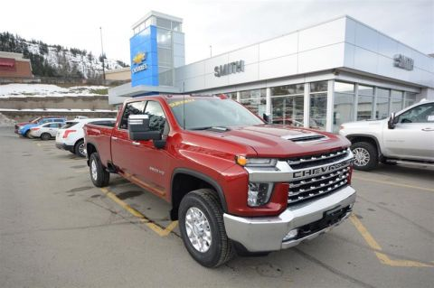 2020 Chevrolet Silverado 3500 New Crew 4x4 LTZ SRW Long Box