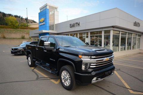 New 2020 Chevrolet Silverado 3500 New Crew 4x4 High Country SRW Standard Box Four Wheel Drive Pick up