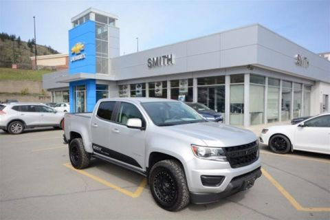 2019 Chevrolet Colorado Crew 4x4 WT / Short Box