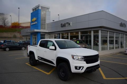 New 2019 Chevrolet Colorado Crew 4x4 Z71 / Short Box Four Wheel Drive Pick up