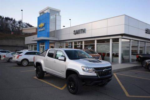 2019 Chevrolet Colorado Crew 4x4 Zr2 / Short Box