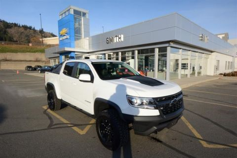 2020 Chevrolet Colorado Crew 4x4 Zr2 / Short Box