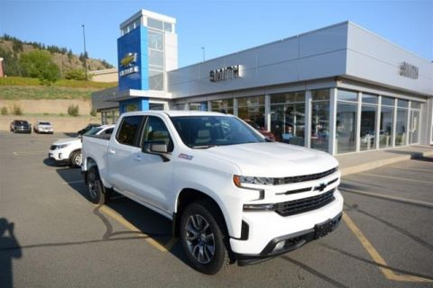 New 2019 Chevrolet Silverado 1500 New Crew Cab 4x4 Rst / Short Box Four Wheel Drive Pick up