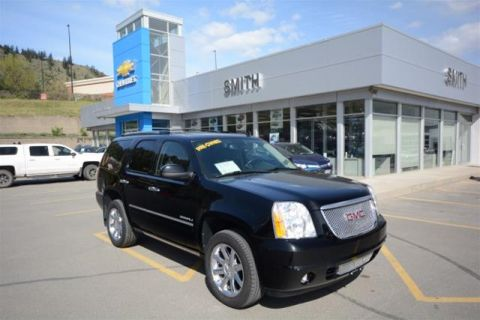 Pre-Owned 2013 GMC Yukon Denali AWD 1SF All Wheel Drive SUV
