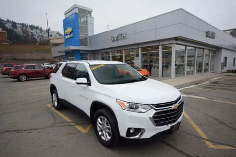 Chevrolet Traverse FWD LT Front Wheel Drive SUV