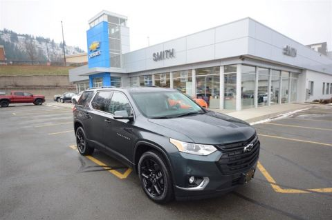 2020 Chevrolet Traverse AWD LT True North