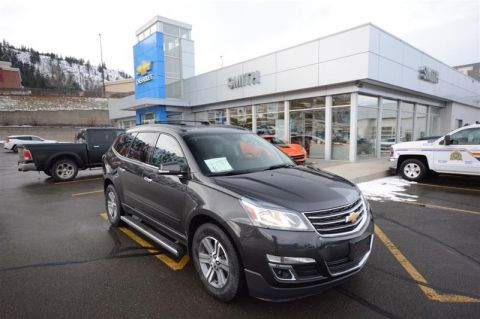 2015 Chevrolet Traverse AWD 2LT