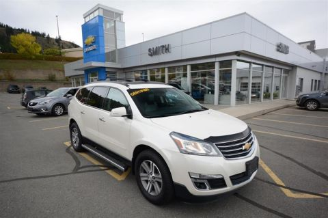 Pre-Owned 2015 Chevrolet Traverse AWD 2LT All Wheel Drive SUV