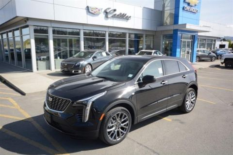 2019 Cadillac XT4 Luxury - AWD