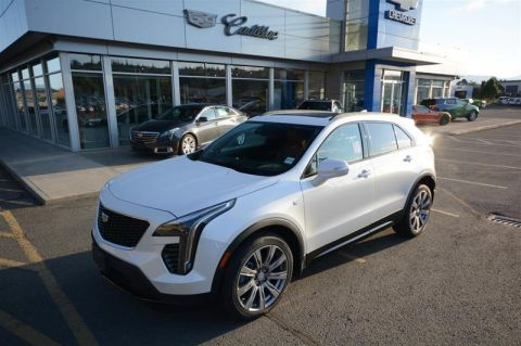 Cadillac XT4 Sport - AWD All Wheel Drive Crossover