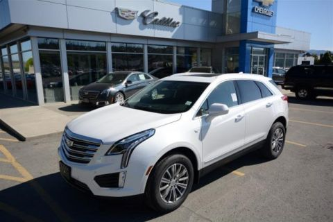 New 2019 Cadillac XT5 AWD Luxury All Wheel Drive Crossover