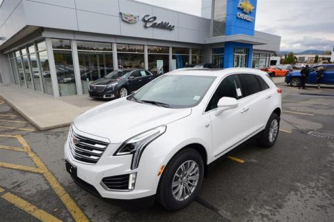2019 Cadillac XT5 AWD Luxury