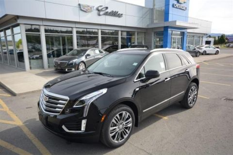 New 2019 Cadillac XT5 AWD Premium Luxury All Wheel Drive Crossover