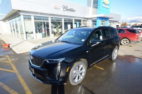 Cadillac XT6 Sport AWD All Wheel Drive Crossover