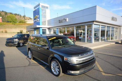 Pre-Owned 2013 Ford Flex Limited 4D Utility AWD All Wheel Drive Crossover