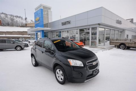 Chevrolet Trax 1LT AWD All Wheel Drive Crossover