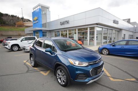 Chevrolet Trax AWD LT All Wheel Drive Crossover