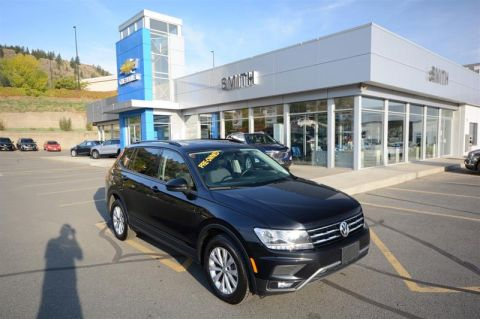 Pre-Owned 2018 Volkswagen Tiguan Trendline 2.0 8sp at w/Tip 4M All Wheel Drive Crossover