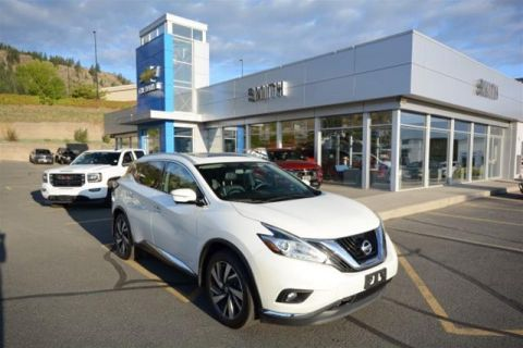 Pre-Owned 2015 Nissan Murano Platinum AWD CVT All Wheel Drive SUV