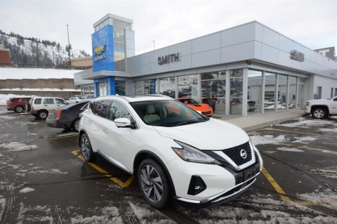 Nissan Murano Platinum AWD CVT All Wheel Drive SUV