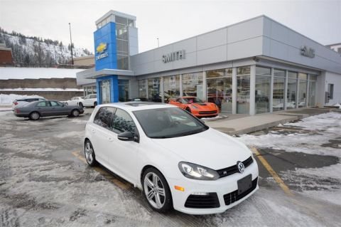 2012 Volkswagen Golf R 5 Dr Special Ed. 2.0T 4M 6sp